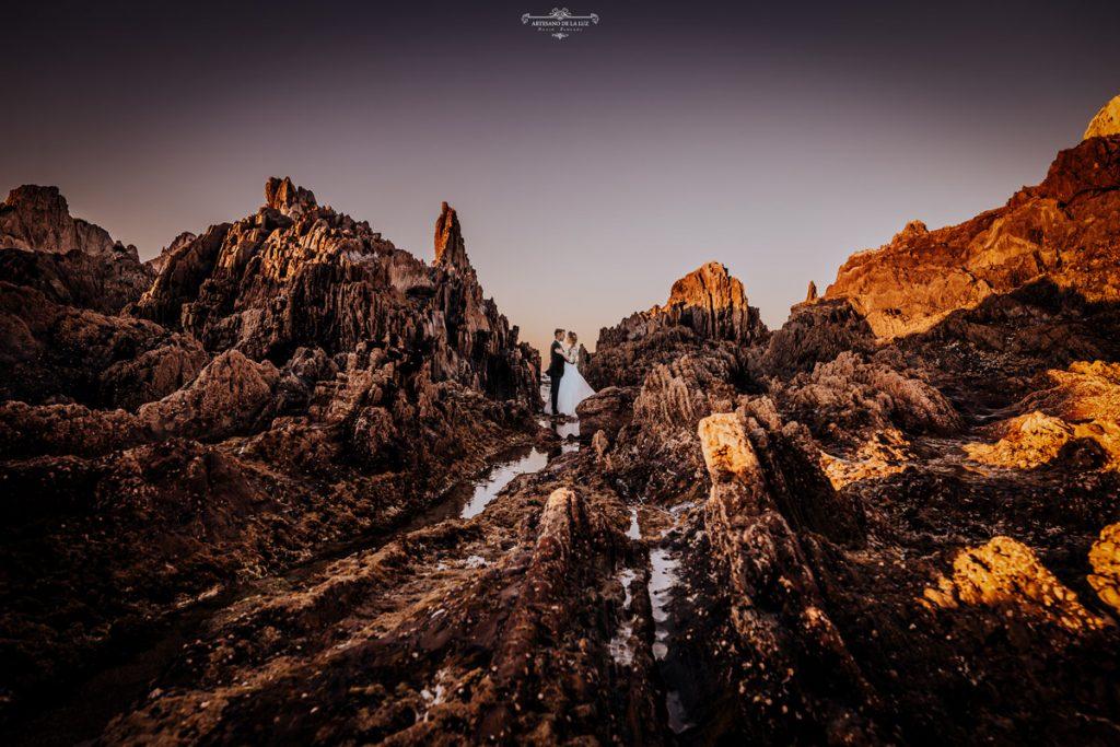 Postboda en la playa Asturias