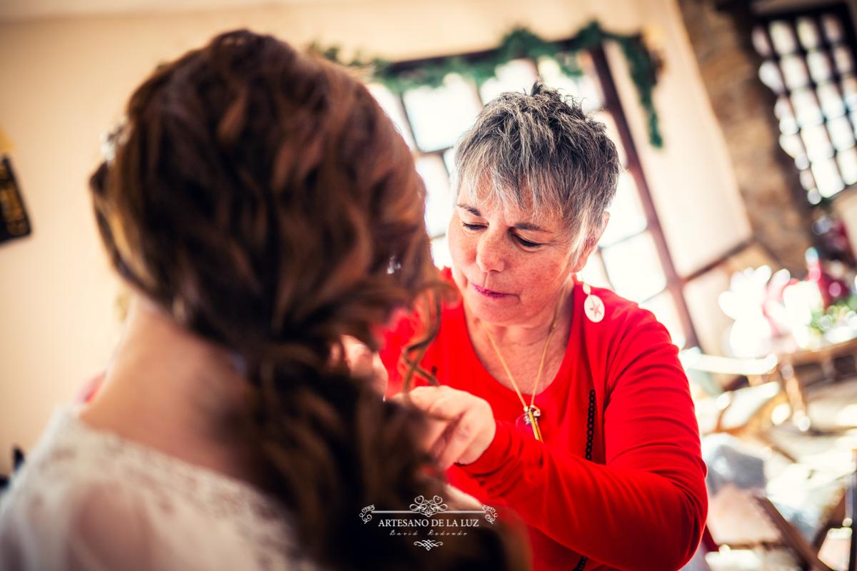 Fotos de boda en Prados Riveros