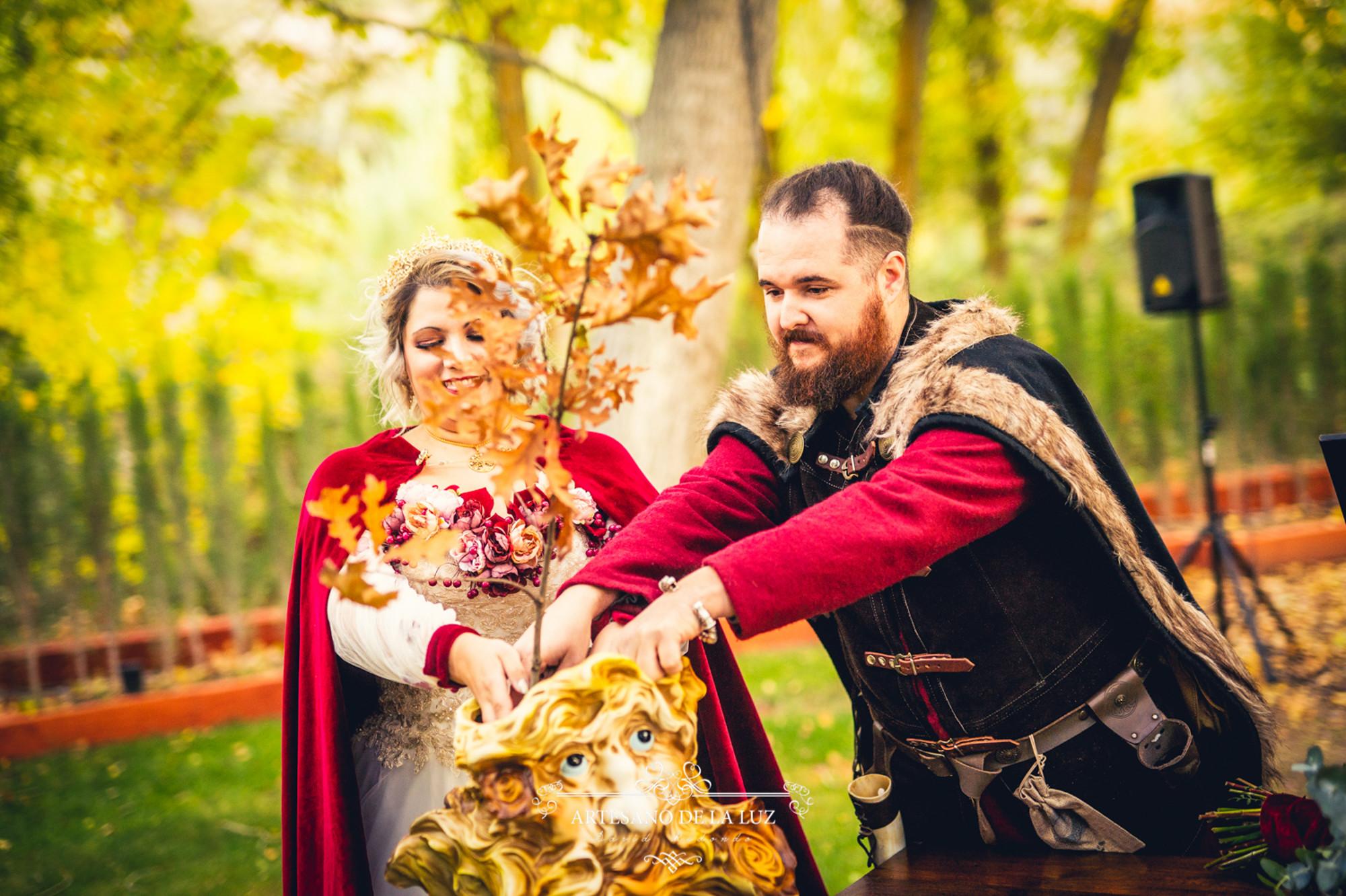 Fotos de boda en Casas de Luján