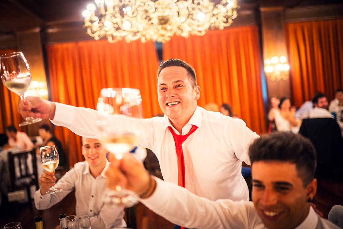 Boda en el Hotel Conde Rodrigo II