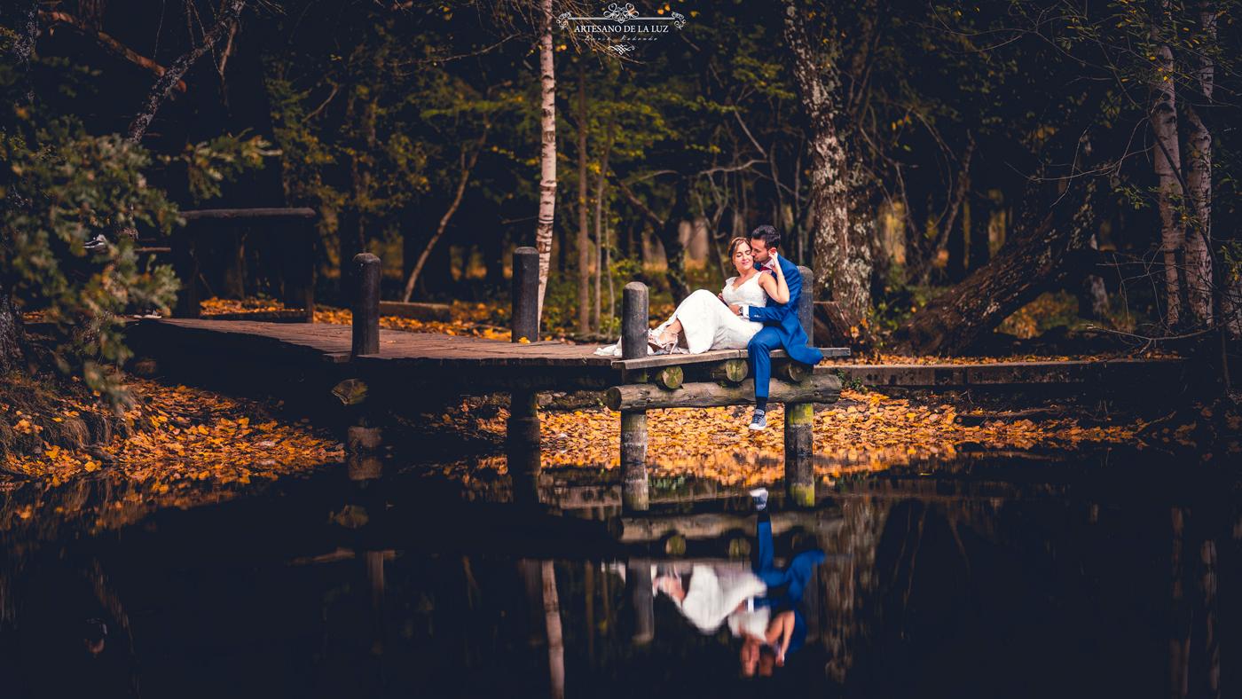 Postboda en el Bosque de Finlandia