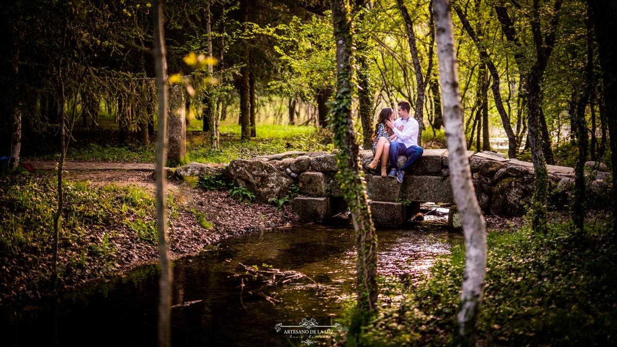 Preboda en Rascafría y bosque finlandés