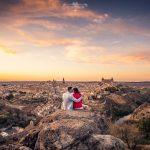 Preboda en la Piedra del Rey Moro - Toledo - Artesano de la Luz