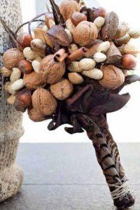 Ramo de frutos secos