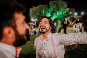 fiesta de boda gay