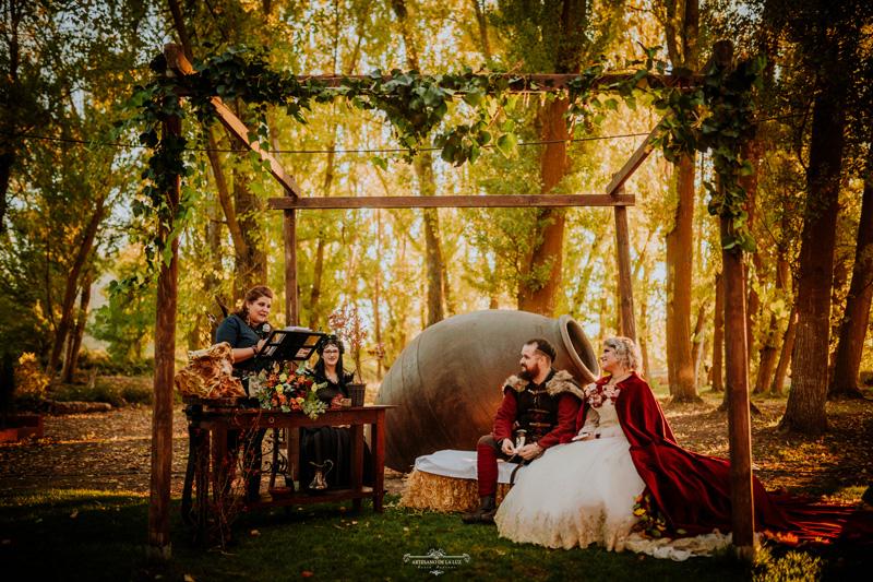 celebra tu boda en otoño