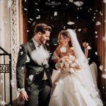boda en la catedral del redentor de Madrid